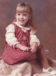 me at four
