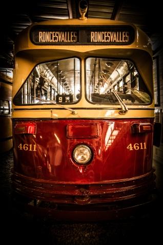 Roncy streetcar