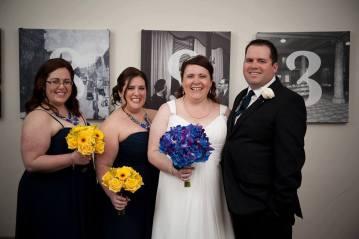 wedding sibs